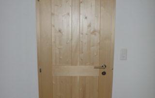Türen | Fenster - A. Bühler Holzbau GmbH