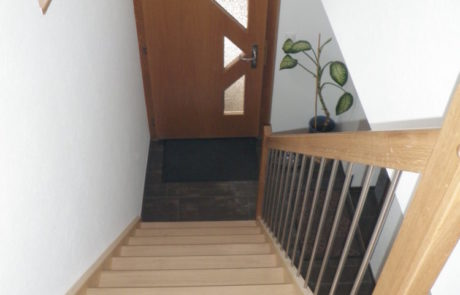 Treppenbau - A. Bühler Holzbau GmbH