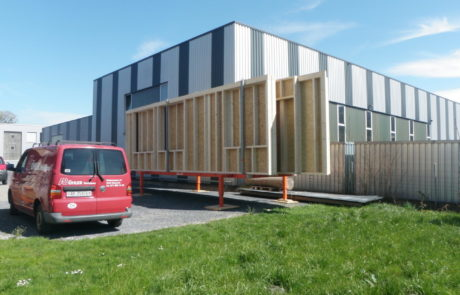 Elementbau | Holzrahmenbau - A. Bühler Holzbau GmbH