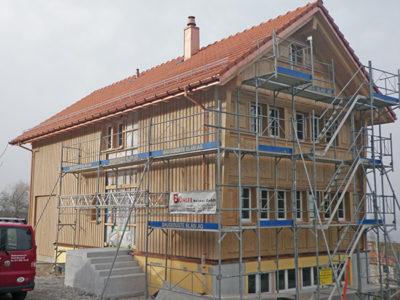 Umbauten und Sanierungen - A. Bühler Holzbau GmbH