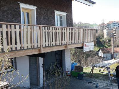 Spezialitäten im Holzbau - A. Bühler Holzbau GmbH
